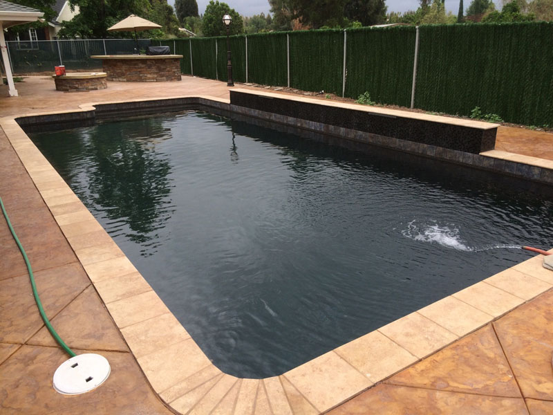 Swimming Pool Stonescape Pebbletec Trinity Custom Pools