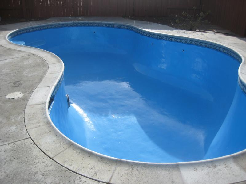 Trinity Custom Pools - EPOXY POOL PAINTING