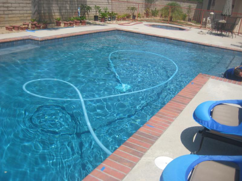 Trinity Custom Pools Grey Bottom Plastered Pools